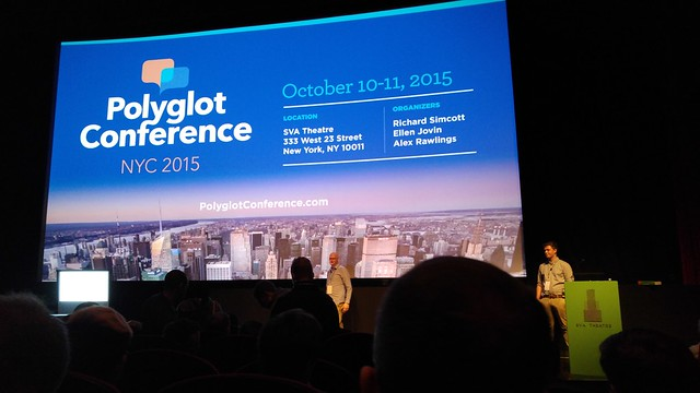 Polyglot Conference 2015