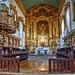 Capela-mor da igreja de Santa Maria do Bouro