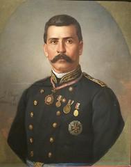 Chapultepec, Porfirio Díaz, Autor desconocido Ca 1870