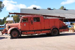 1945 Volvo LV 127 DS Fire engine