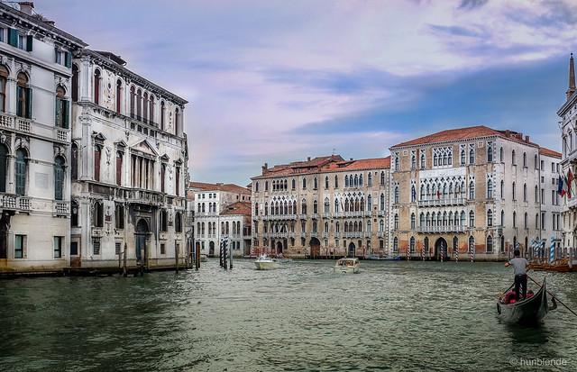Venice - Canal Grande II.