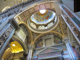 St. Peter's Basilica (Adjusted)   by Accretion Disc