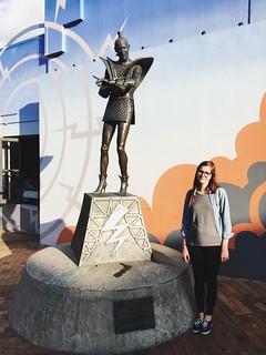 Riff Raff Statue in Hamilton | by lady3jenn