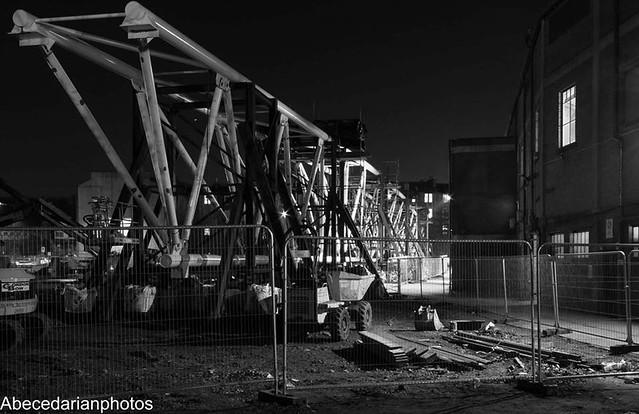 Tynecastle new stand progress.