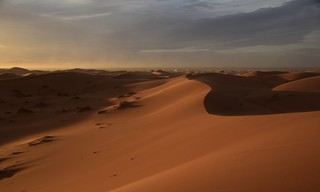 Short stories set in the Sahara