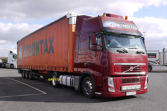 Volvo FH460 - Thurrock