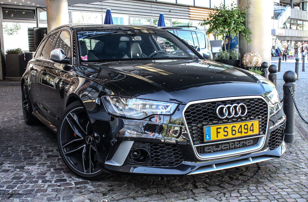 Location Audi Rs6 Luxembourg