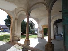 Candiana, convento