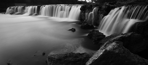longexposure waterfall missouri joplin grandfalls canon6d