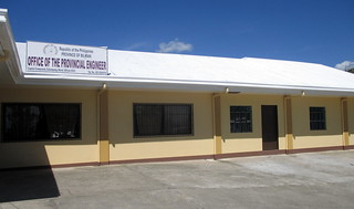 The Biliran Office of the Provincial Engineer has since been rehabilitated with support from RAY DILG - July 2015 | by dilg.yolanda