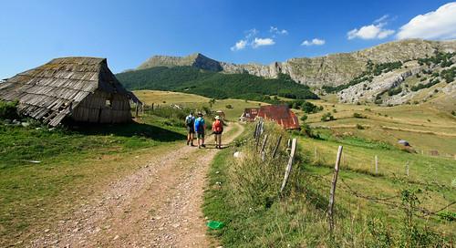 summer vacation leto 2015 dovolenka lukomir balkán adushka bosniaaherzegovina trsťo
