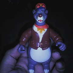 Hahaha Talespin! #Baloo #disney #disneyafternoon #talespin #TomKhayos #ToyGameScroogeMcDuck #toyfinds #toyhustle #ToyGameJohnRockefeller #vintage #90s #toyhunting #toytrades #toysagram