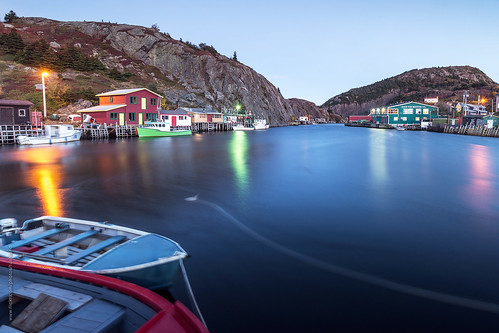 autumn house canada fall night port newfoundland evening boat twilight fishing nikon village harbour stjohns clear bluehour nfld quidividi atlanticcanada d600 newfoundlandandlabrador nikond600