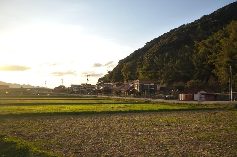 Entre Hagi et le Kyushu