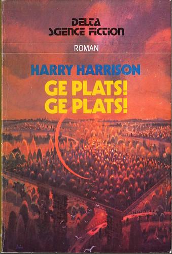 Harry Harrison, Ge plats! Ge plats! [Make Room! Make Room!] (1979 - Delta Science Fiction [101]