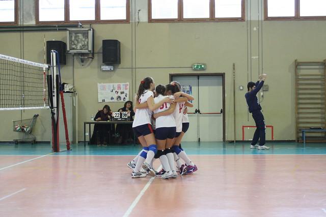 U14 Campionato Fipav - LA Rete vs Volley Segrate Blù 3-0