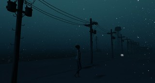 Solitary path | by Pepa Cometa