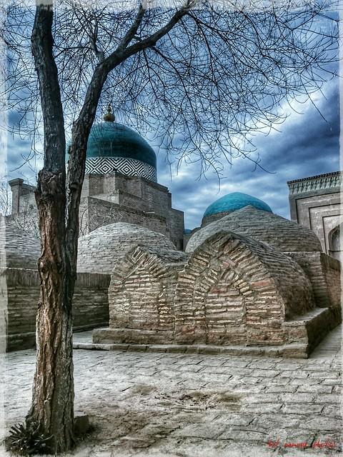 Old city of Khiva, Uzbekistán
