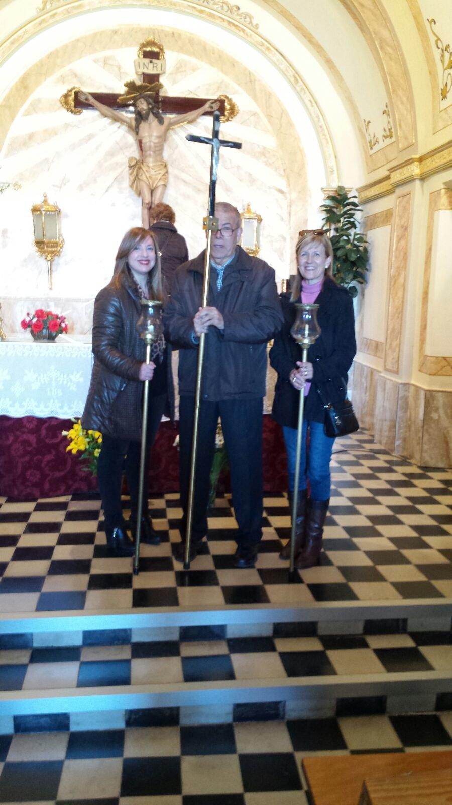 (2016-03-18) - Vía Crucis parroquial - María Isabel Berenguer Brotons  (1)