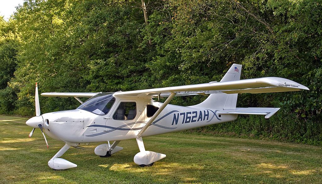 Amateur built Glasair GS-2 Sportsman • N762AH | Amateur buil