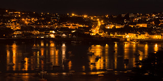 Appledore by night