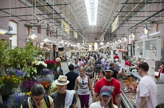 Saturday in Eastern Market