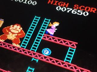 Donkey Kong Arcade | by microsiervos