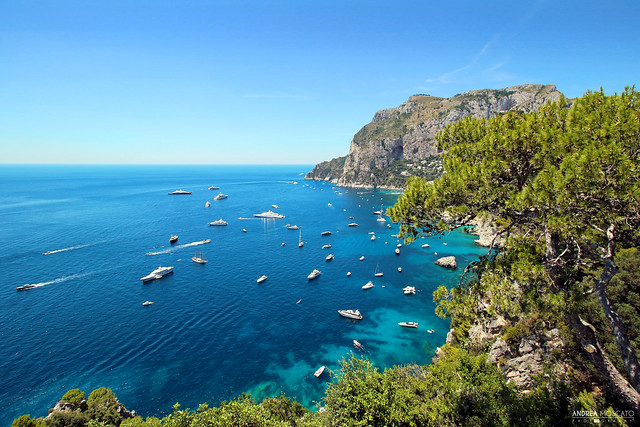 Marina Piccola - Isola di Capri (Italy)