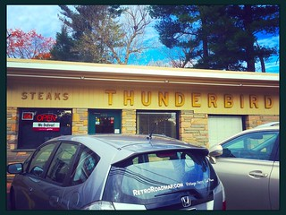 Thunderbird Restaurant Broomall PA | by Mod Betty / RetroRoadmap.com