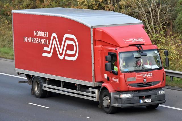 XPO Logistics/Norbert Dentressangle - BX10 FDD