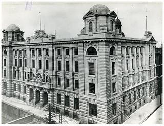 Wellington General Post Office, opened November 26 1912