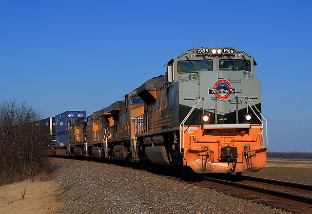 UP 1989 (SD70ACe)