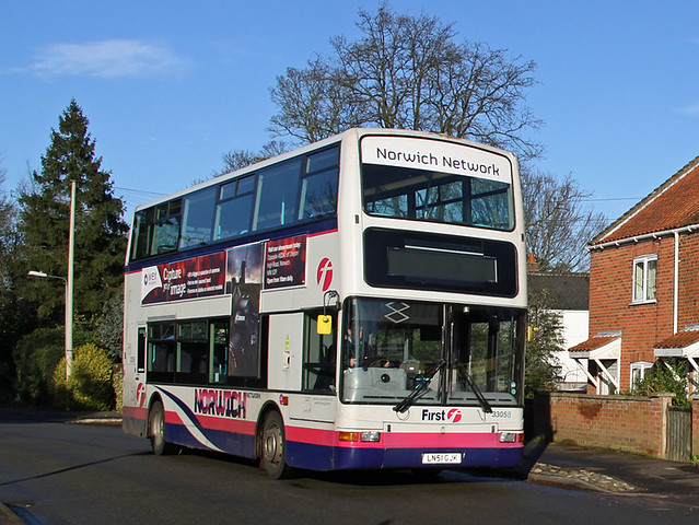 First 33058, Old Catton