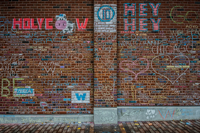 Holy Cow! / Hey Hey! (Harry Caray & Jack Brickhouse)
