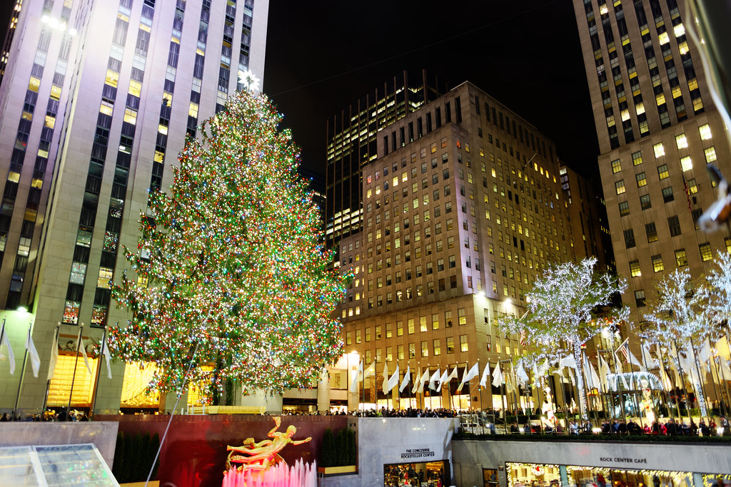79f93d61 Rockefeller Center Christmas Tree 2016   The Rockefeller Cen…   Flickr