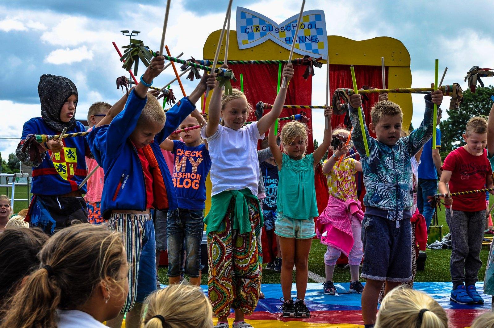 Cirque du Zomerfeest en bingo -63