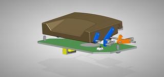Pip-Boy 3000 Mk4, CAD, Holotape PCB | by ZapWizard