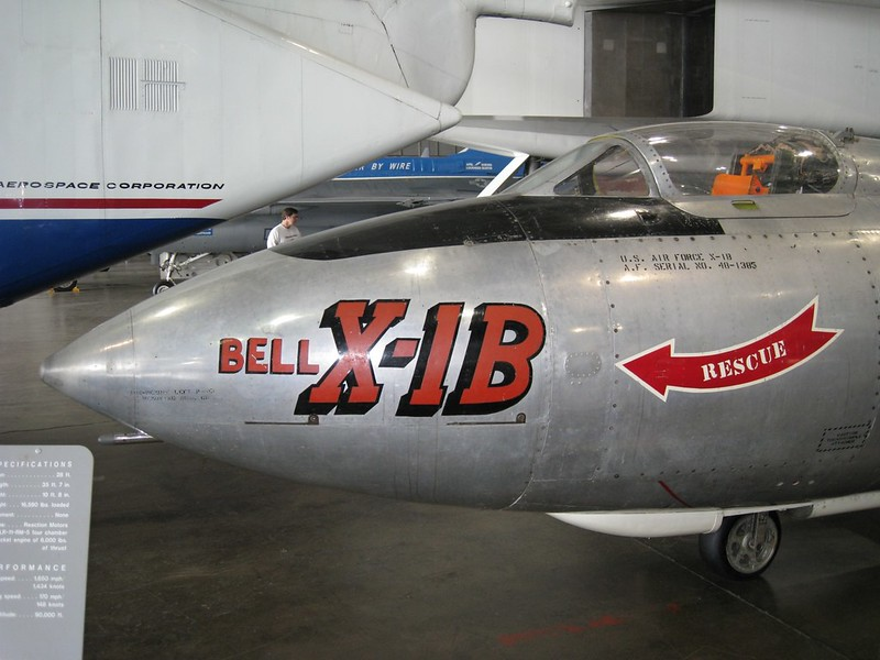 Bell X-1B 2