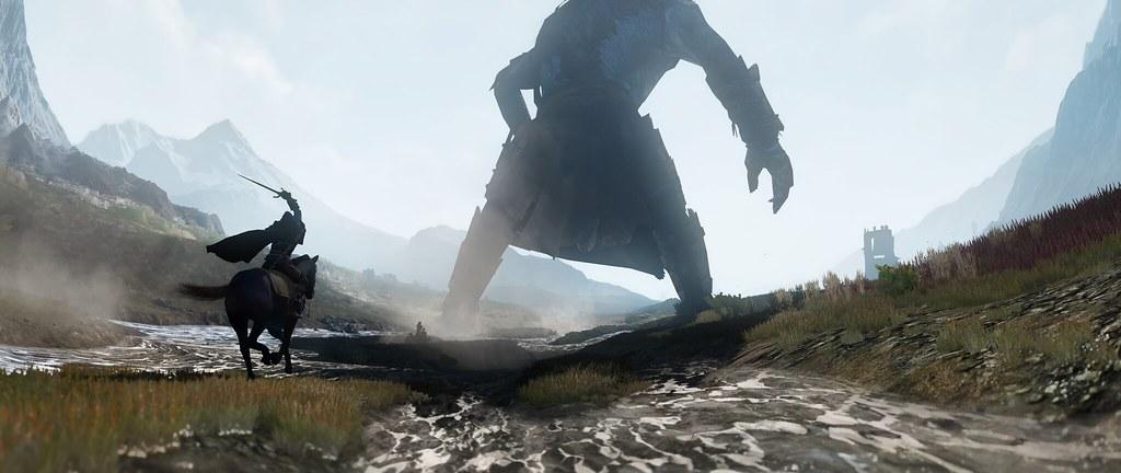Witcher 3 Bear Armor Concept Art