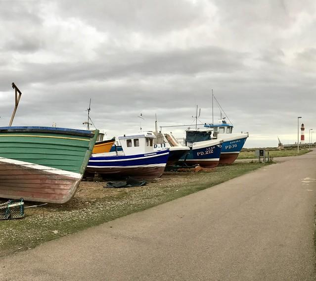 Boddam Harbour Peterhead Aberdeen Scotland