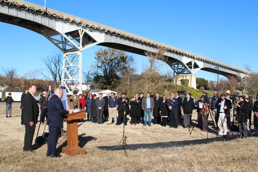 Governor Hogan Announces New Crossing
