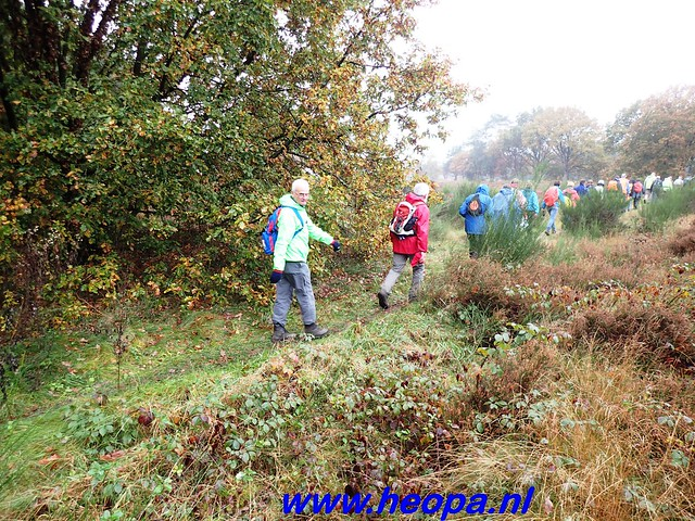 2016-11-09  Gooimeer tocht   25 KM   (143)