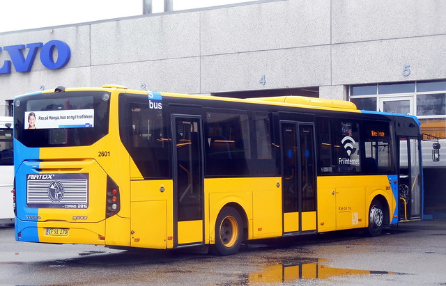 2011 Volvo B7RLE City Trafik 2601 CF91170