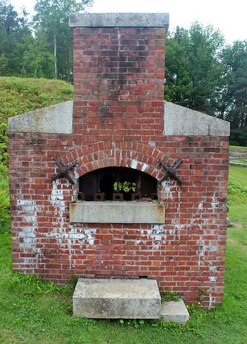 Fort Knox, down the hotshot chute