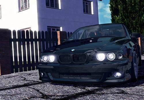 BMW | by extazer.yuki