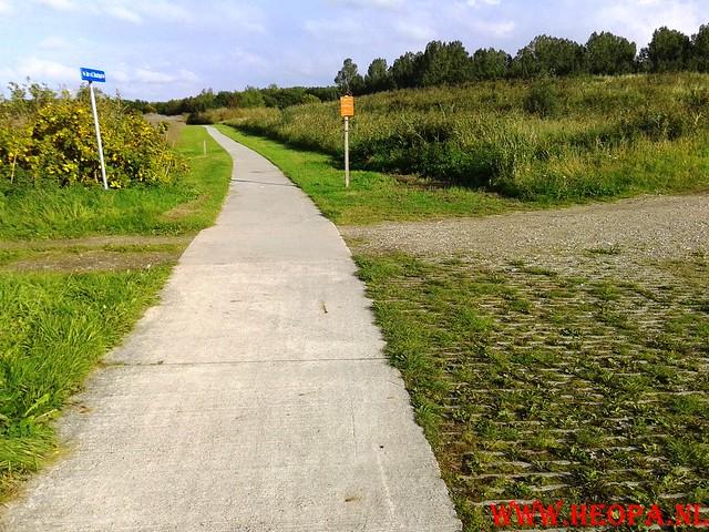 2015-10-09 Test wandeling 26 Km Oostvaarders  (41)