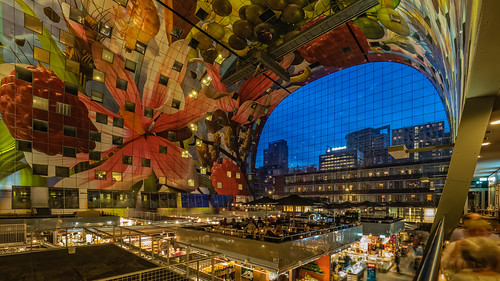Markthal - City of Rotterdam | by Frans Berkelaar
