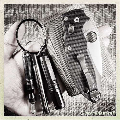 Today's Every Day Carry | by cascadiarecon