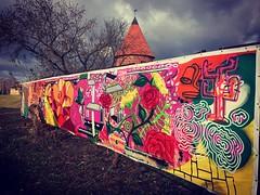 #streetart #gatvėsmenas #kaunas