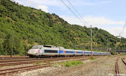 SNCF 4505 - Salbertrand 22/07/2016 | by MarcS9